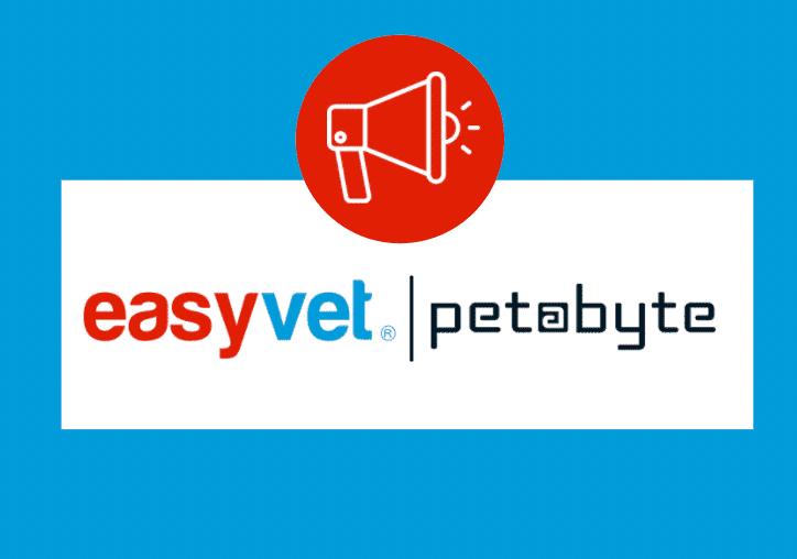 easyvet is the second partner to join the Petabyte Consortium